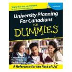 【预订】University Planning For Canadians Dummies