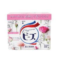 日本花王洗衣粉800g 含柔顺剂 玫瑰花香