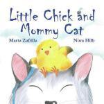 【预订】Little Chick and Mommy Cat