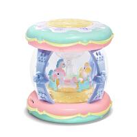 宝宝手拍鼓儿童音乐拍拍鼓婴儿早教智力1岁0-6-12个月3玩具