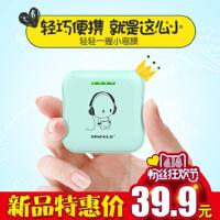 支持礼品卡 西诺 创意 可爱 小巧 迷你 6000毫安 充电宝 双USB输出 轻薄 便携 vivo 华为 手机 通用