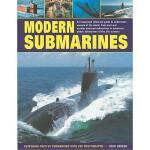 【预订】Modern Submarines: An Illustrated Reference Guide to