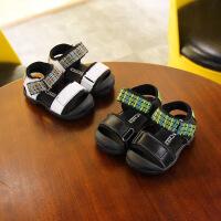 婴儿凉鞋男宝宝学步鞋夏季幼儿鞋子童鞋