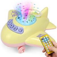 儿童智力早教故事机婴幼儿宝宝学习机音乐迷你飞机儿歌0-1岁3投影