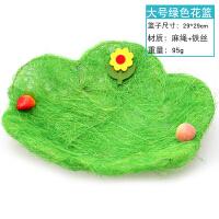 复活节帽子 复活节帽子装饰品彩蛋兔子diy儿童创意礼物幼儿园活动道具材料 大号绿色花篮