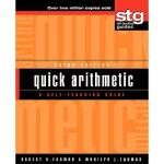 【预订】Quick Arithmetic: A Self-Teaching Guide, 3Rd