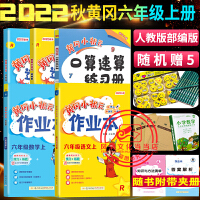黄冈小状元六年级下册达标卷语文数学英语全套3本人教版部编版2020春