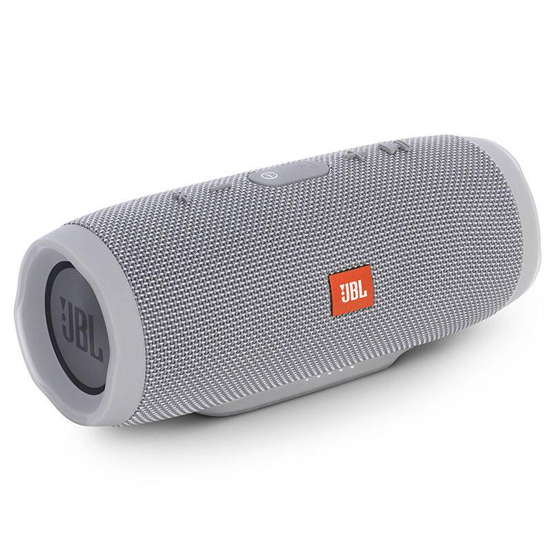 JBL Charge3 音乐冲击波3 格调灰 便携迷你音响 蓝牙小音箱 音响 低音炮用礼品卡购买JBL音响,上当当自营,防水设计!