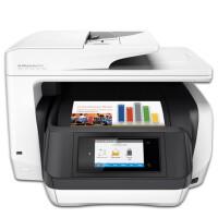 惠普HP多功能一体机da A4彩色喷墨打印机8720 无线高速 自动双面 快速扫描 8720打印机复印机扫描传真