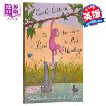 【中商原版】皮皮猴历险记 英文原版 The Adventures of Pipi the Pink Monkey 儿童