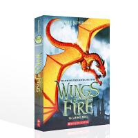 【全店300减100】英文原版进口故事书 火翼飞龙8:逃出险境 Wings of Fire: Escaping Peri