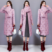 羽绒服女中长款2018冬装韩版修身白鸭绒羽绒衣时尚轻薄外套潮