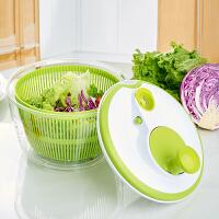 沙拉甩干机家用洗菜盆宜家懒人厨房甩水沥水篮水果蔬菜脱水器