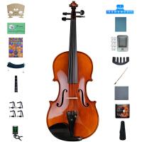思雅晨Saysn小提琴初学入门演奏晋级考级成年人儿童练习考级小提琴 4/4 1/4 1/2 3/4 全手工TL004-