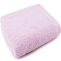 三利 加厚长绒棉大面巾 纯棉洗脸毛巾 柔软舒适 A类 婴儿可用