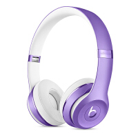 【当当自营】BEATS SOLO3 WL 头戴式耳机 紫色MP132PA/A