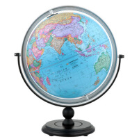 30cm中英文政区地球仪(万向支架)-MQ3014 北京博目地图制品有限公司 9787503040337