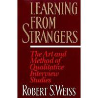 【预订】Learning from Strangers: The Art and Method of