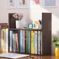 幽咸家居简约小书架书柜组合桌上置物架学生宿舍办公桌桌面收纳架简易儿童