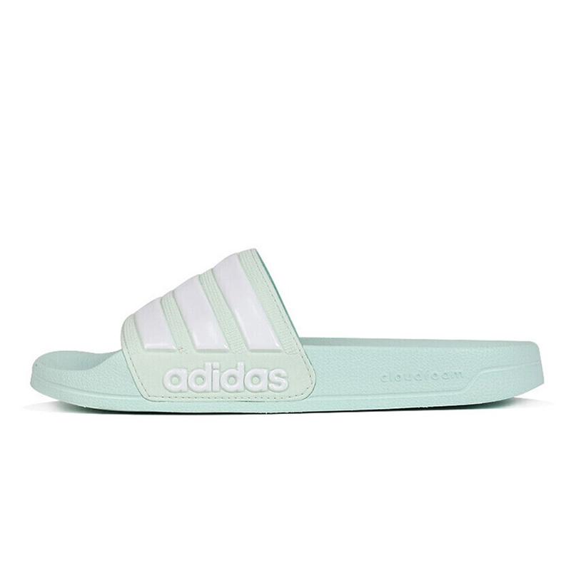 adidas/阿迪达斯 中性款 2019年夏季新款 运动沙滩鞋 外穿凉拖 拖鞋 F34913