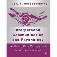 【预订】Interpersonal Communication and Psychology