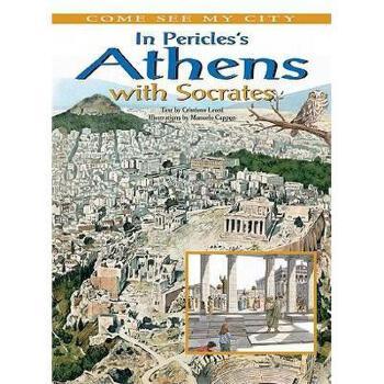 【预订】In Pericles's Athens with Socrates 美国库房发货,通常付款后3-5周到货!