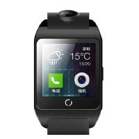 inWatch Z 独立通讯智能手表 智能手表手机 500万高清拍摄 黑色表盘配黑色表带