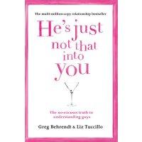 英文原版(他其实没那么喜欢你/其实你不懂他的心)He's Just Not That into You: The No