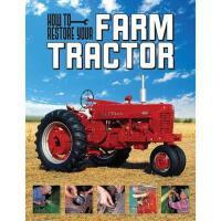 【预订】How to Restore Your Farm Tractor