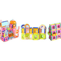 磁力棒积木片3女孩6周岁儿童力7吸铁石玩具8男孩子10岁女童