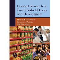 【预订】Concept Research In Food Product Design And