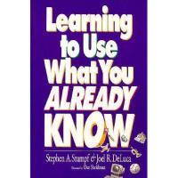【预订】Learning to Use What You Alrea