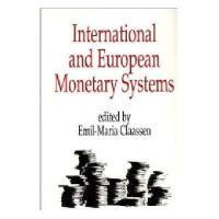 【预订】International and European Monetary Systems