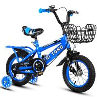 儿童自行车121416童车宝宝自行车脚踏车2-3-6-8岁小孩