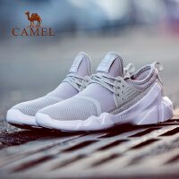 CAMEL骆驼户外鞋男 时尚休闲运动鞋潮流 轻便透气学生减震跑鞋女