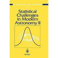 【预订】Statistical Challenges in Modern Astronomy II