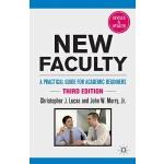 【预订】New Faculty: A Practical Guide for Academic Beginners