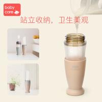 米粉喂养喂食器宝宝餐具 米糊勺子奶瓶婴儿辅食硅胶挤压式