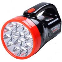 【出厂价 还包邮】大功率 LED充电探照灯 强光手电筒 充电手电筒 应急灯 探照灯 充电家用手电筒