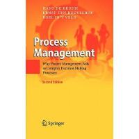 【预订】Process Management: Why Project Management Fails in Com