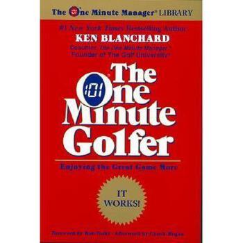 【预订】The One Minute Golfer: Enjoying the Great Game More 美国库房发货,通常付款后3-5周到货!
