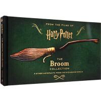 预售 英文原版 哈利波特 飞天扫帚收藏 道具设定集 Harry Potter The Broom Collection