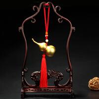 合金龙门葫芦摆件小葫芦挂件中国风礼品家居创意装饰工艺品