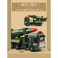 2-3-6岁男孩耐摔儿童玩具车工程车玩具套装军事模型