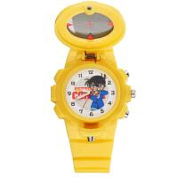 名侦探柯南手表可录音麻醉针可发射儿童手表男孩电子表玩具手表可录音男孩女孩动漫手表儿童