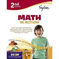 【预订】2nd Grade Math in Action
