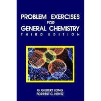 【预订】Problem Exercises For General Chemistry 3Rd Ed