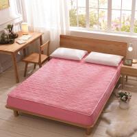 婴儿纯棉防漏隔尿垫床垫透气大防水床笠床单床罩1.8床可洗 大号 200*220防水床笠床罩
