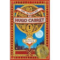 【现货】英文原版 The Invention of Hugo Cabret 《造梦的雨果》(2008年 凯迪克金奖20