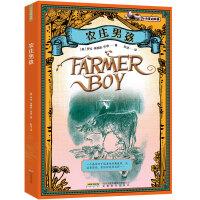 正版全新 小木屋的故事系列-农庄男孩